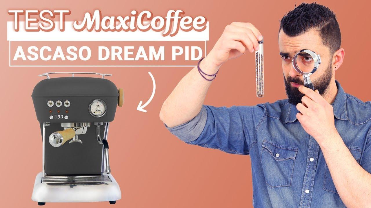 ASCASO DREAM PID | Machine expresso compacte | Le Test