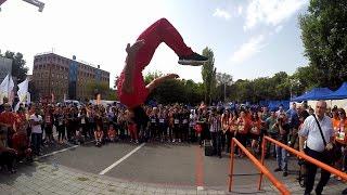 Yerevan Half Marathon (Street Workout Armenia)