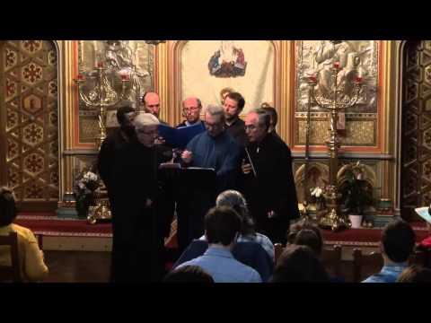 Concert MENAS Cathédrale Paris, 14 juin 2015