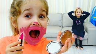 Pretend Play Makeup for little princess