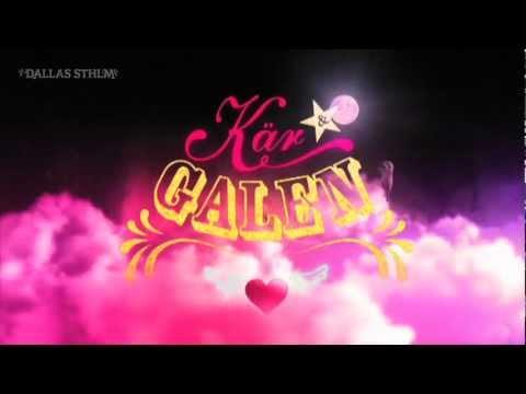 """Kanal 5 Opening Sequence """"Kär & Galen"""" - Dallas Sthlm"""