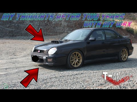 Reviewing My WRX After Two Years!!