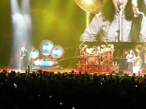 Rush - The Spirit of Radio live - Edmonton Sept 30/2012
