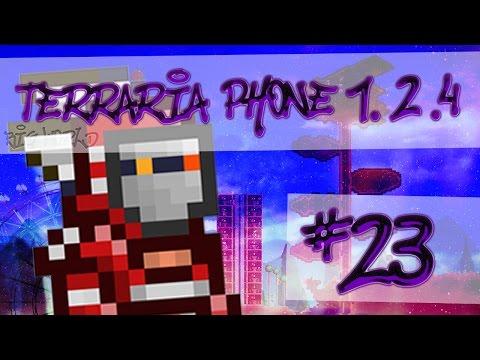 видео: lp. hm. bw. terraria phone 1.2.4 #23 (Новая броня и аксессуары)