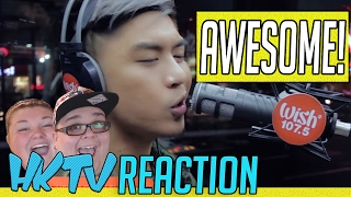 "Kris Lawrence KILLS ""Versace on the Floor"" REACTION!! 🔥"