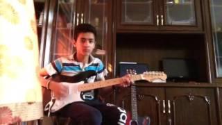 Yo Man Ta Mero Nepali Ho(1974AD) full guitar cover:-