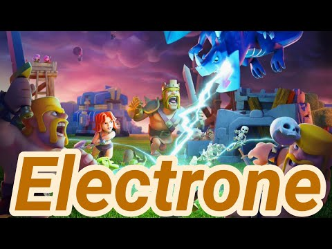 Ghost Electro Dragon | Electrone | lava loon | Battle Blimp | clone wars | 3 Star attack COC 02/19