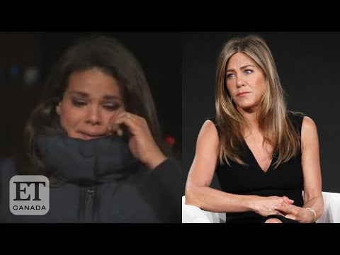Jennifer Aniston, More Celebs React To CNN's Sara Sidner's Emotional COVID-19 Report