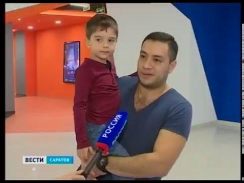 Россия 1: СИНЕМА ПАРК открыл первый лазерный суперкинотеатр 4K с технологией Dolby Atmos в Саратове
