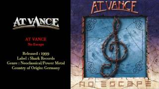 At Vance (GER) - No Escape (1999) Full Album YouTube Videos
