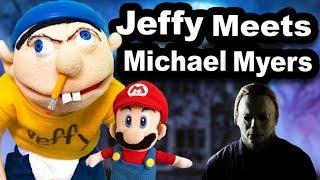 SML Parody: Jeffy Meets Michael Myers!
