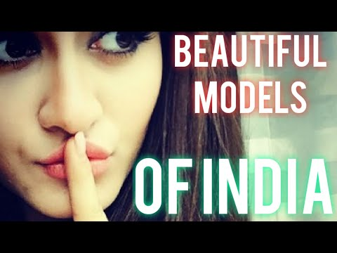 TOP 5 MOST BEAUTIFUL MODELS IN INDIA
