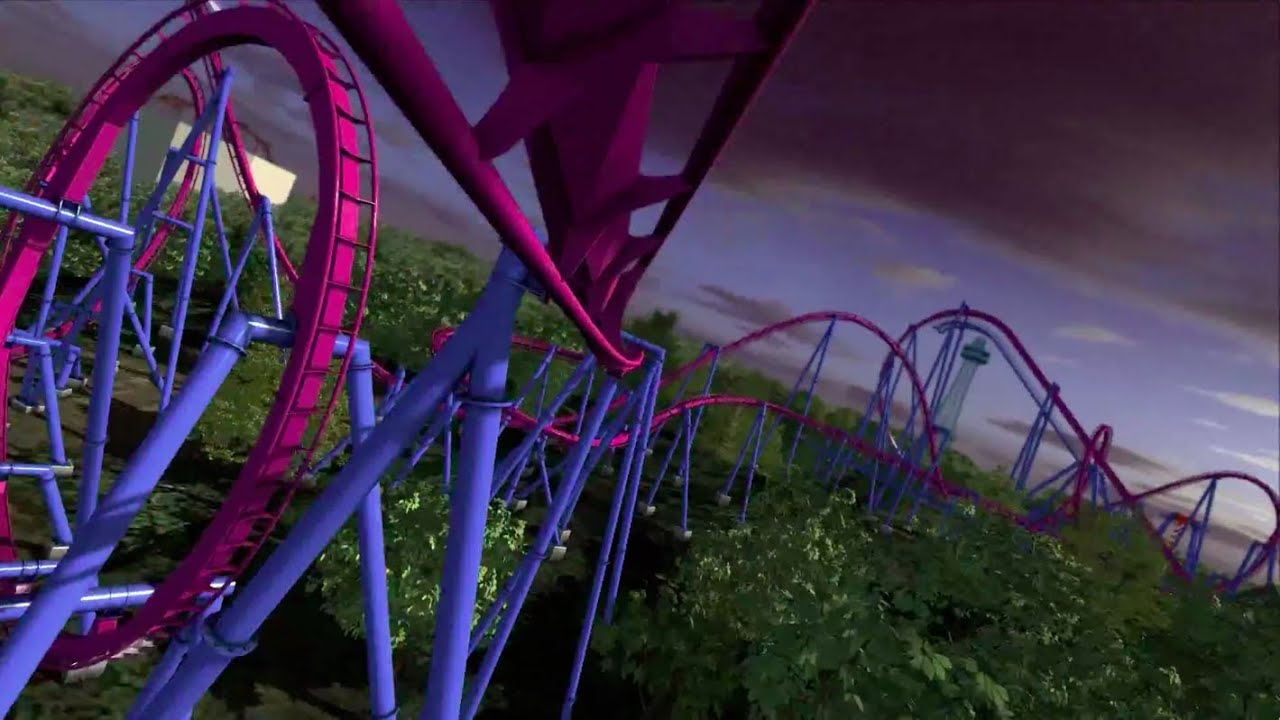 New Roller Coaster At Kings Island