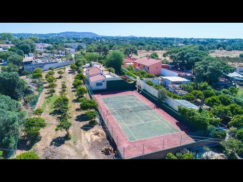 Charming Villa with Pool & Tennis Court - PortugalProperty.com - PPSS704