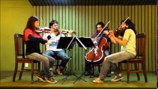 Cuarteto de Cuerdas Chascomús- Lamento Quichua y Criolla- Luis Gianneo