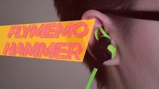 Есть ли смысл покупать спортивные наушники для бега? FlyMemo Hammer обзор, отзыв пользователя.