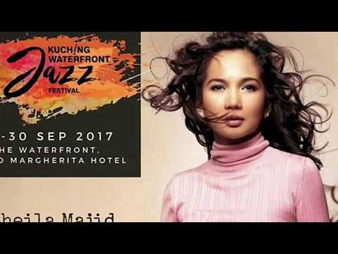 Kuching waterfront Jazz festival 2017 (Preparation)
