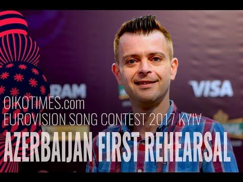 oikotimes.com: First Rehearsal Azerbaijan Review