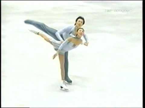 Qing Pang & Jian Tong CHN - 2003 Four Continents Championships LP