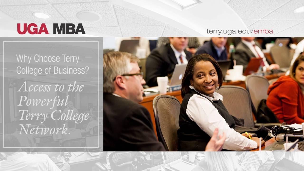 UGA Executive MBA - Why I Chose This Program - YouTube