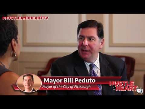 Building your Business in the City of Bridges with Mayor Bill Peduto H & H TV 44