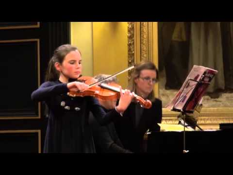 Concerto No.3 in G Minor Op.12 1ste mov. (Seitz) - Eline
