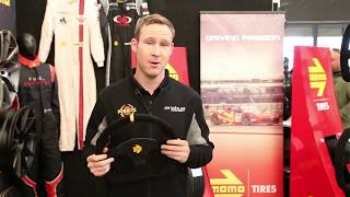 FUEL AUTOTEK MEDIA: MotorEx 2018 with MOMO Brand Ambassador, David Reynolds