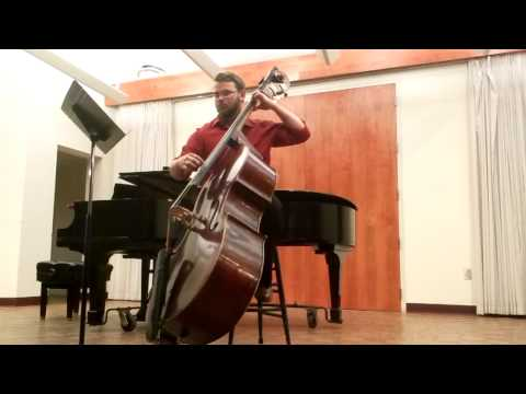 John's bass solo(2)