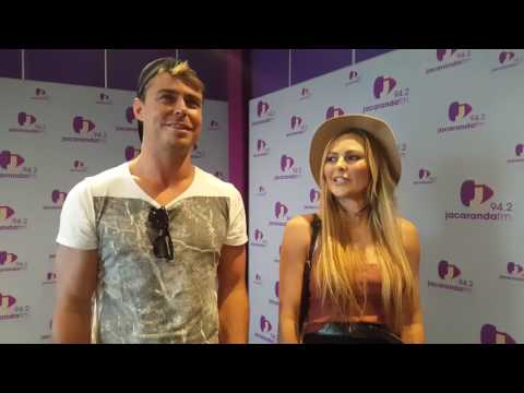 Never have I ever with Bobby and Karlien van Jaarsveld
