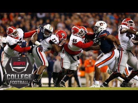David Pollack is pumped for the Georgia-Auburn rematch | ESPN