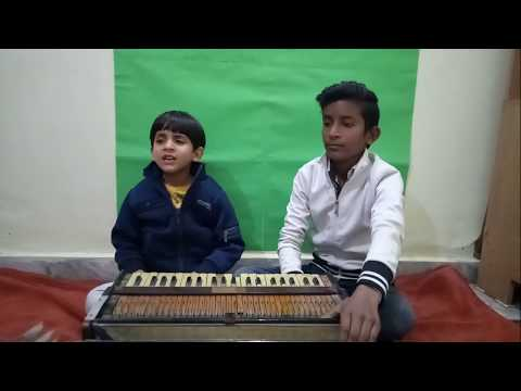 Sajdaa || My Name is Khan || Cover Song By Atharva Chaturvedi on Harmonium