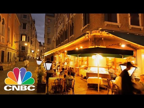 Restaurant Startup: Sourcing Healthy And Organic Options | CNBC