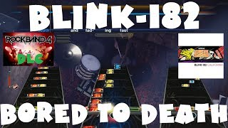 Blink-182 - Bored to Death - Rock Band 4 DLC Expert Full Band (May 25th, 2017)