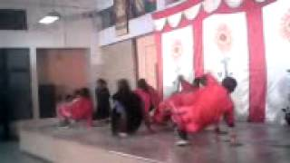 D virus dance group indore