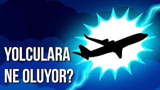 Uçağa Yıldırım Düşerse Ne Olur?