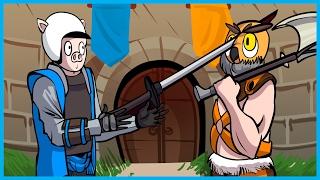 For Honor Funny Gameplay Moments #2 - WILDCAT & NOGLA vs VANOSS & DELIRIOUS!  Epic Dance Off!