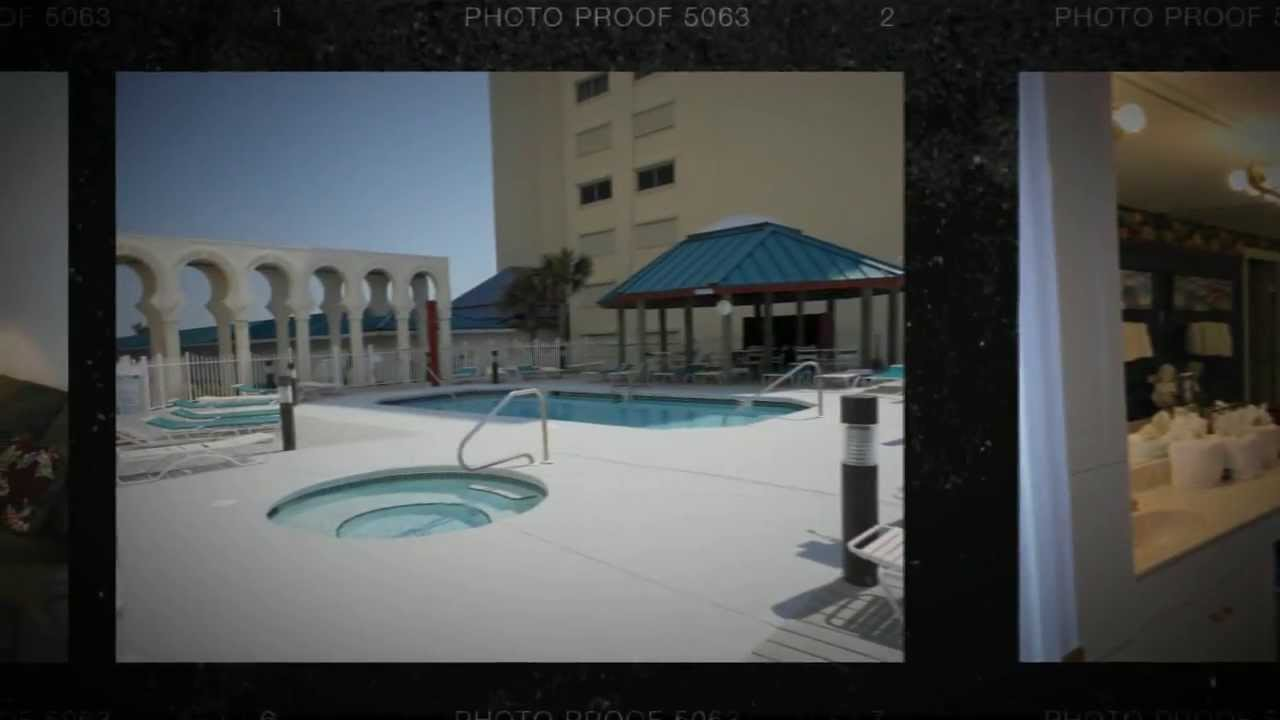 Princess 1003 Gulf Front Luxury Condo In Panama City Beach