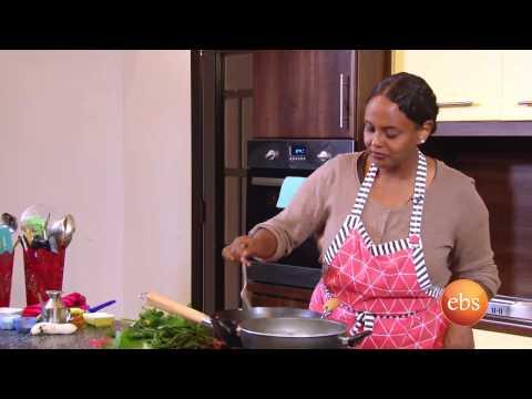 Giordana's kitchen show how to make Lamb ariosto