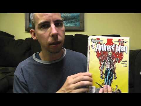 Comic book collection roleplay of recommendations and reviews for ASMR and relaxing