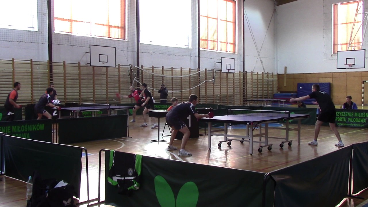 SMS Włodawa vs Błękitni ARGA (sezon 16-17, część 2/3) FullHD