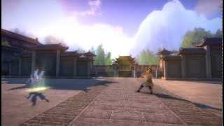 Age of Wushu / 九阴真经: Arhat Fist / 罗汉拳