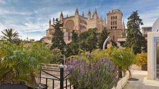 16th Century Palace In Palma de Mallorca Old Town With Magnificent Views Of The Cathedral - 6107