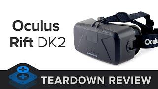 Oculus Rift Dev Kit 2 Teardown Review