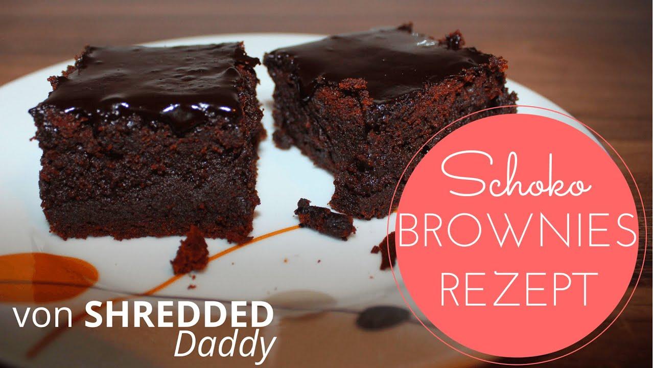 brownies rezept deutsch einfach schokoladige saftige brownies ohne n sse backen cheatday. Black Bedroom Furniture Sets. Home Design Ideas
