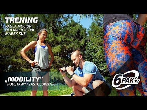 MOBILITY - podstawy i zastosowanie | Paula Mocior zmienia dyscyplinę sportową?