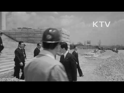 대한뉴스 제 1040호-여의도 국회의사당 신축 현장