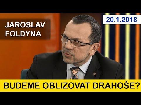 Vynikající rozhovor s Jaroslavem Foldynou o politice i volbě prezidenta / ČSSD