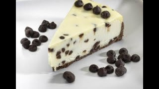 Chocolate Chip Cheesecake | EASY TO LEARN | QUICK RECIPES