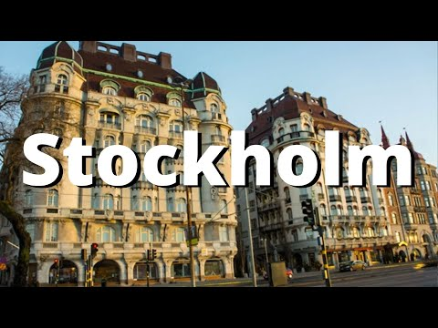 City Break To Stockholm Best Holiday Tour Travel Vacation Guide Video