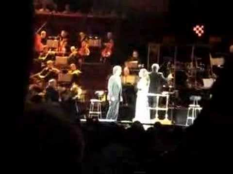 "Josh and Idina - ""You and I"" - Chess may 13th 2008"